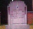 Monument Casimir Rock