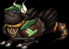 Futhark Rune Dragons5