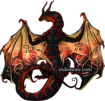 Non-Venomous Rune Drakes1