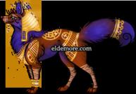 Pharaoh Prong Fox