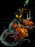 Non-Venomous Rune Drakes8