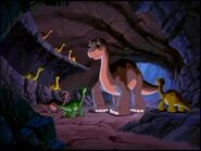 Littlefoot and Tinysauruses 02