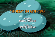 The Great Egg Adventure