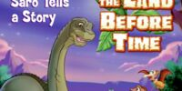 The Land Before Time: Saro Tells a Story