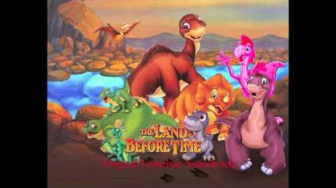 The Land Before Time Original Franchise Soundtrack - Meet Uncle Pterano