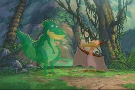 Petrie & Imaginary Friend