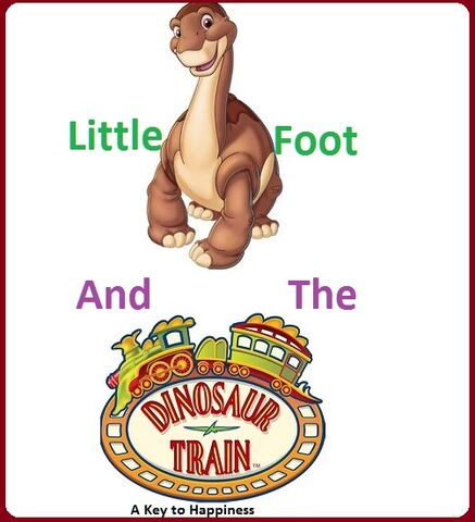 File:Littlefoot and the Dinosaur Train logo.jpg