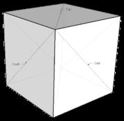Voxel-Triangulation