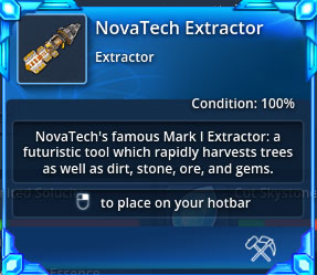 Novatech-extractor