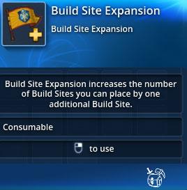 Build-site-expansion