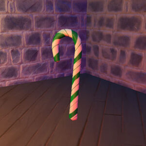 Candy-cane-green