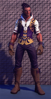 Pathfinders-gear-yellow-male