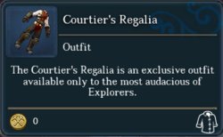 Courtier's Regalia (tooltip)