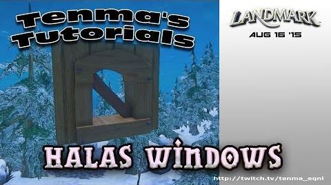 Halas Windows - INT