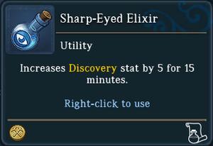 Sharp-Eyed Elixir