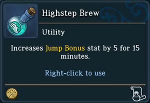 Highstep Brew