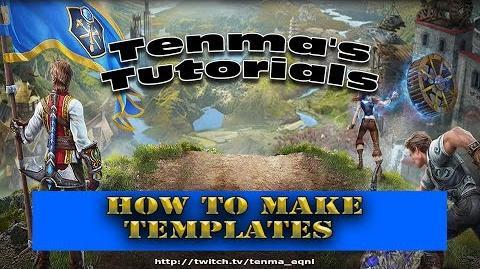 Everquest Next Landmark - How to Create a Template