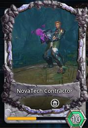 Novatech contractor