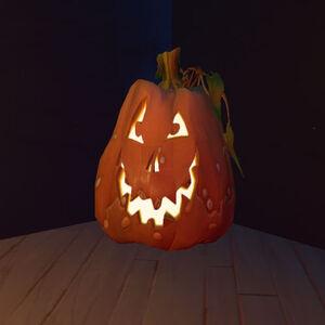 Jack-o-lantern-short