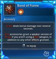 Band of Flame