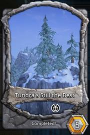 Tundra's still the best