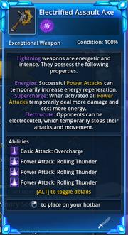 Electrified-Assault-Axe-Info