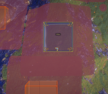 Landmark Claim Map View