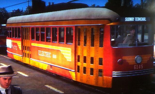 File:La Noire Pacific Electric Railway Streetcar.JPG