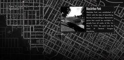 Landmark-macarthur-map