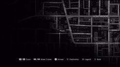 Cord Hardtop map