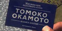 Tomoko Okamoto