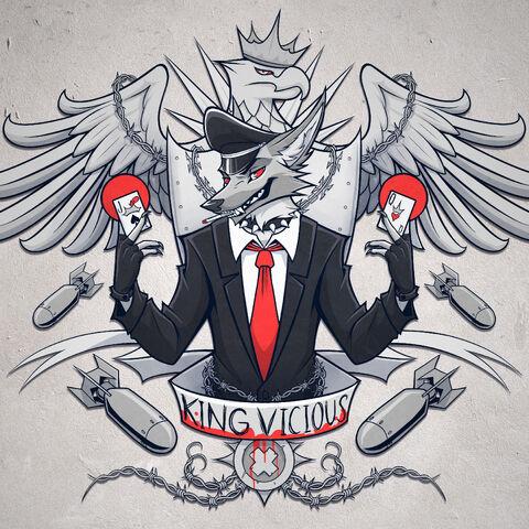 Jackal Queenston sleeve's artwork