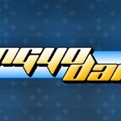 <i>Mungyodance Beta</i> logo