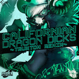 CALIFORNIaN DRAgon DICKS cover