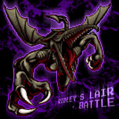 Ridley's Lair + Battle