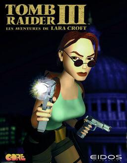 Tomb Raider IIICover