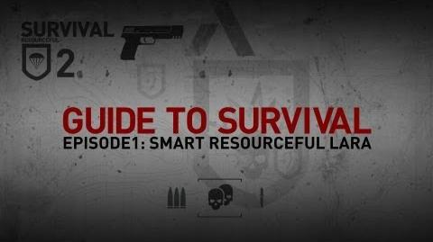 Tomb Raider Guide to Survival NA Episode 1