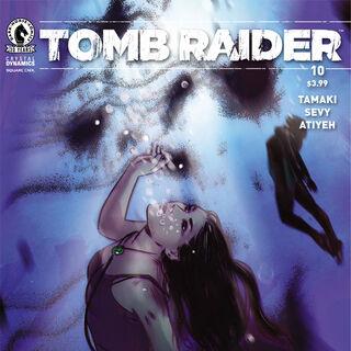 Tomb Raider 2 issue 10