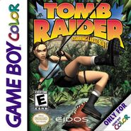 Tomb Raider GBC Alternate