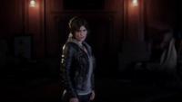 Lara in her Apartment