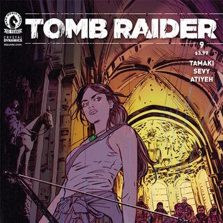 Tomb Raider 2 issue 09
