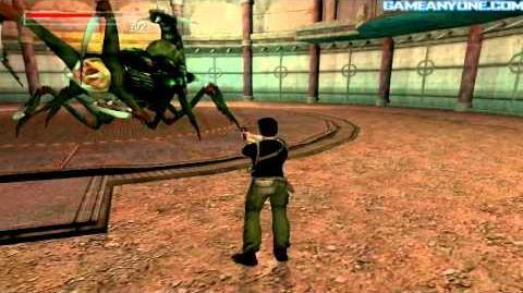 Tomb Raider The Angel of Darkness - HD - Boaz Returns