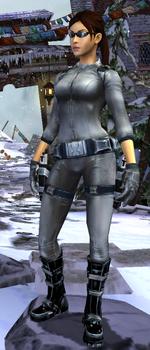 Relic Run Outfit Saboteur