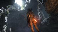 Lara Exploring Ruins