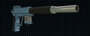 Tranqulizer gun
