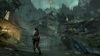 Tomb Raider Screenshot VillageHub