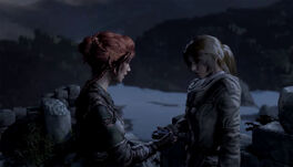 Sofia Helping Lara