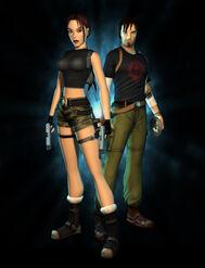 Lara And Kurtis Full Body