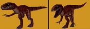 TR III Velociraptor
