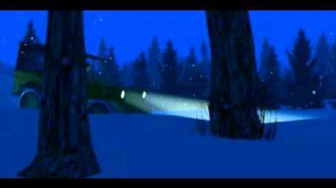 Tomb Raider II Starring Lara Croft Cutscene 09 - Jeep